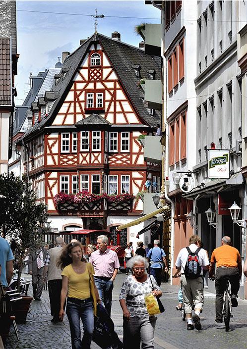 Mainz Altstadt Int ©benz_3511
