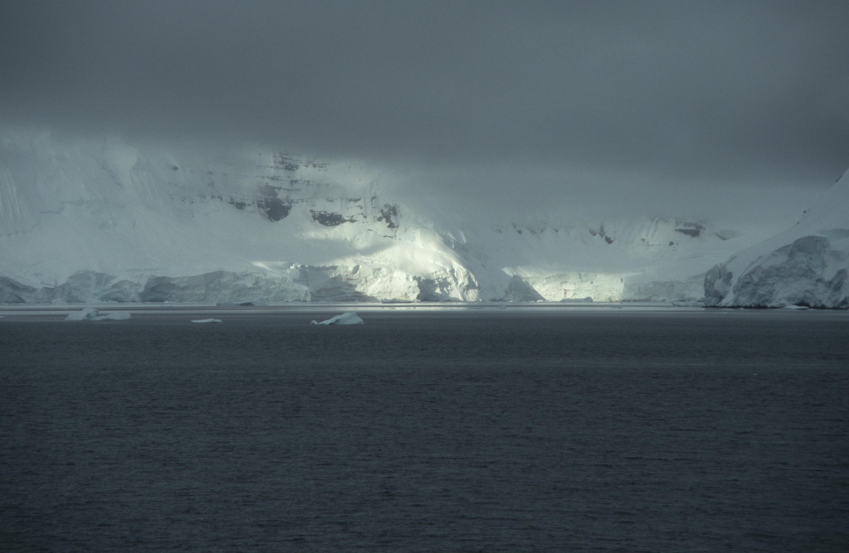 Copyright und Bildrechte ANA LOGO 2016 Mystischesches Anvers Island - Antarktis