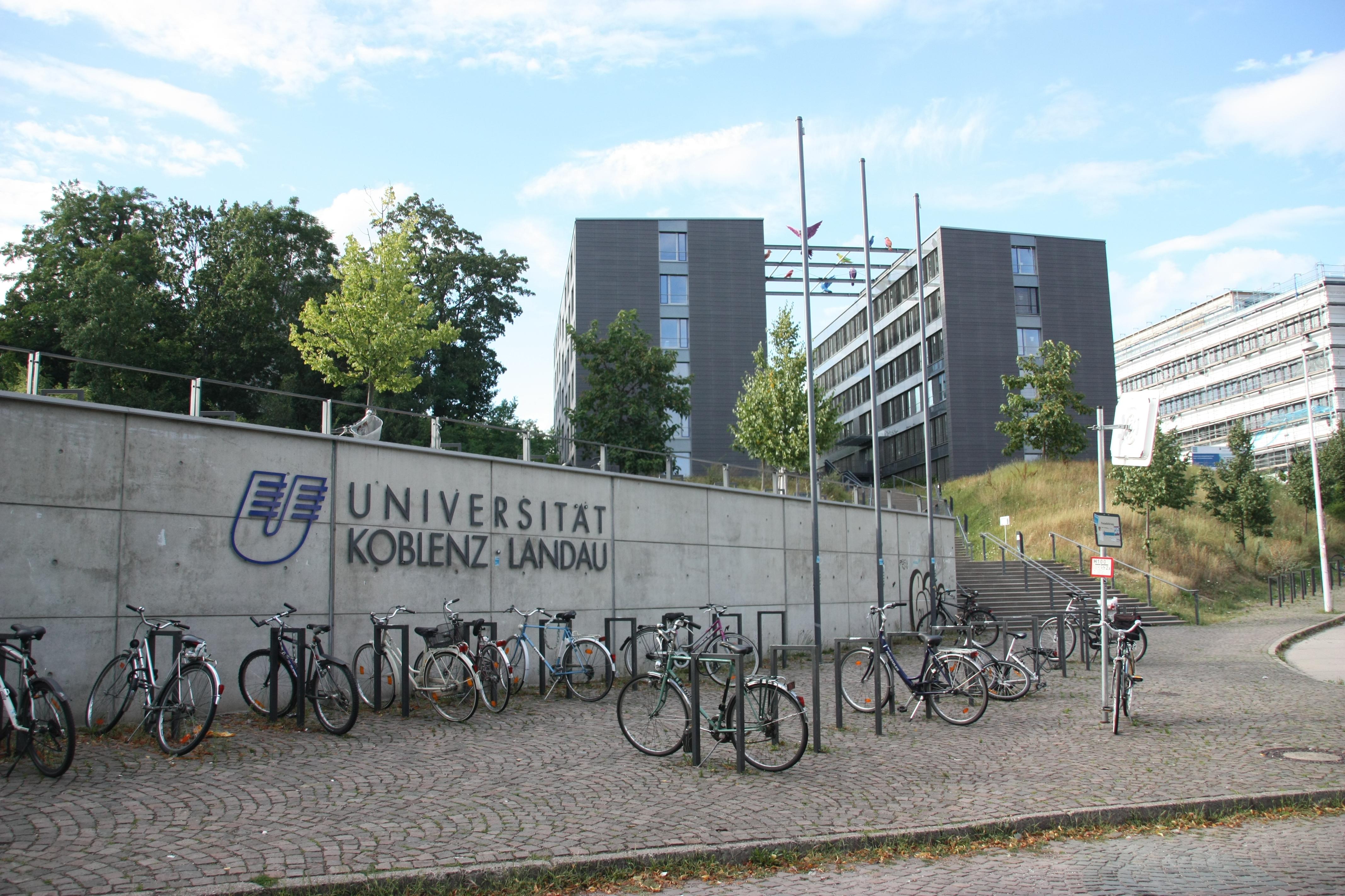 Universität Koblenz-Landau, Campus Landau, Bildrechte Rainer Winters