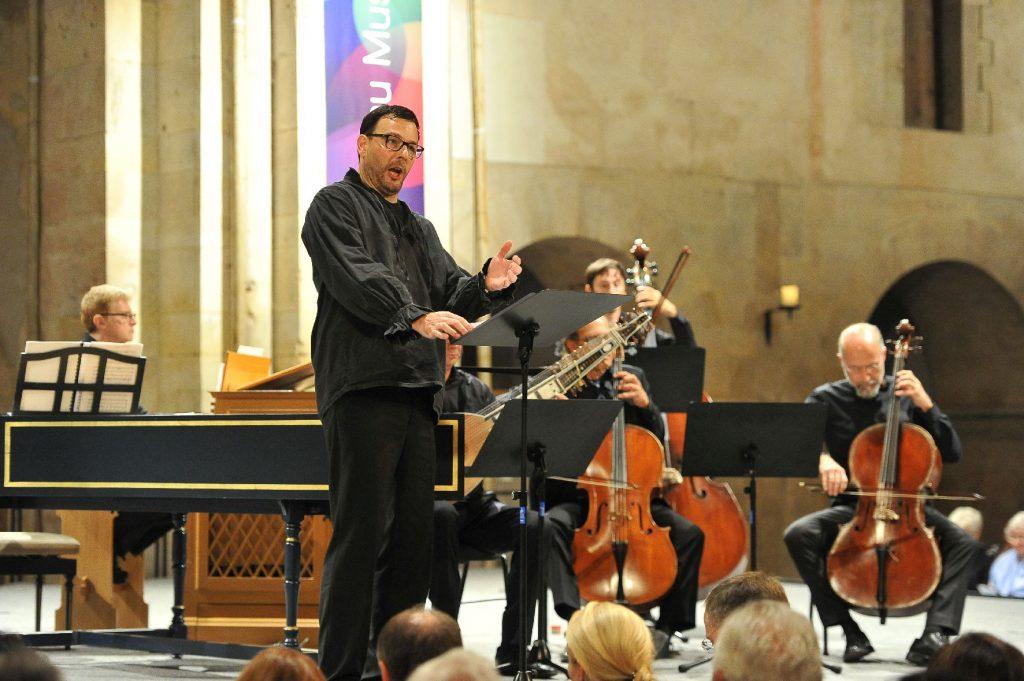 Weltstar Andreas Scholl und Alessandro Tampieri betören auf Rheingau Musik Festival